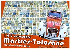 Martres-Tolosane du 1er au 3 novembre