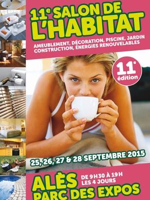 Salon de l'Habitat à Alès (30)